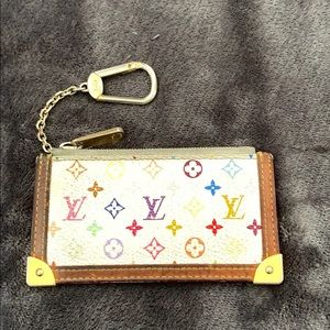 LV key pouch NEGOTIABLE